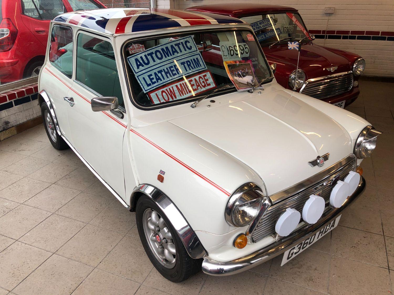 1990 Austin Mini 1.0 Mayfair auto
